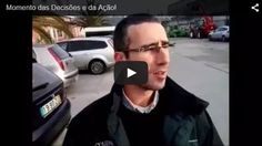 [Vídeo] - Momento das Decisões e da Ação!  Mensagem Demasiado IMPORTANTE para Não Veres!  VER VÍDEO: http://youtu.be/5JZeaQO3TNE
