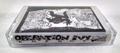 Operation Ivy Energy Cassette Tape Lookout Records Ska Punk North Bay Rancid