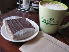The Green Sage: places I've eaten