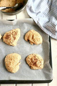 My Cookbook, Pancakes, Cookies, Breakfast, Desserts, Recipes, Food, Crack Crackers, Morning Coffee