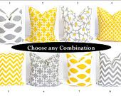 ElemenOPillows- Cute pillow covers!