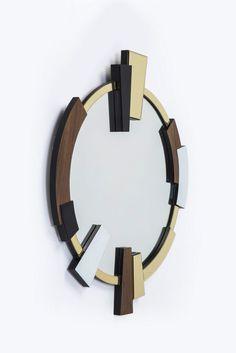 镜子 METAMORPHOSIS ROUND by KARE-DESIGN