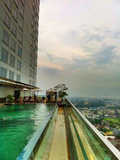 JW Marriott Hotel Medan di Medan, Sumatera Utara