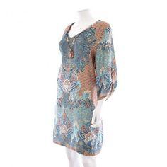 Robe - Paprika à 14,99 € : Découvrez notre boutique en ligne : www.entre-copines.be | livraison gratuite dès 45 € d'achats ;)    L'expérience du neuf au prix de l'occassion ! N'hésitez pas à nous suivre. #Grandes Tailles #Paprika #fashion #secondhand #clothes #recyclage #greenlifestyle # Bonnes Affaires #grandetaille #bigsize