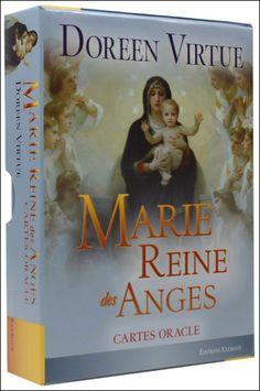 Marie - Reine des Anges - Doreen Virtue - secret-esoterique