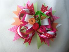images of hair bows for little girls - Bing Images