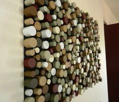 21 murales DIY para alegrar tus paredes 18