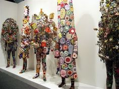 """"""" Sound Suits """" by Nick Cave"""