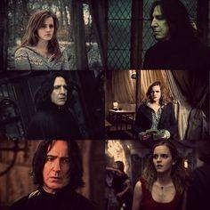 Hermione & Severus (Harry Potter)