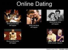 Eharmony Speed Dating hirdetés