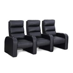 Octane Cruise ZR500 Recliner Home Theater Seating Set