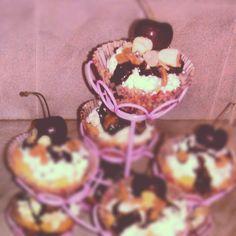 Snow day cakes!