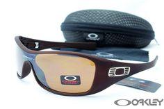 ee8b721485a2a3 Oakley Pas Cher antix lunettes polies iridium silver noire - Lunettes Oakley