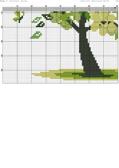 весеннее дерево 2