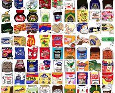 British Brands #illustration