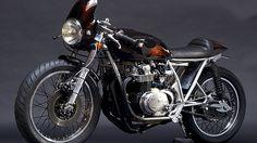 Honda CB550 – nguồn cảm hứng vô tận cho xe độ