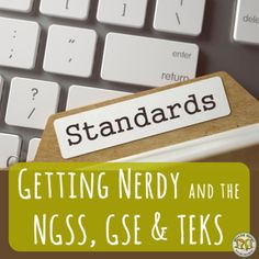How does Getting Nerdy measure up to the changing standards? Check out our alignment to the NGSS, GSE and TEKS.