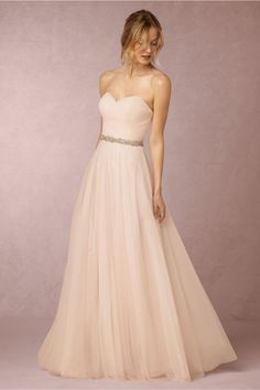 BHLDN Calla Gown in  Bride Wedding Dresses at BHLDN