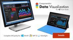 ComponentArt: is a leading vendor of developer tools and business intelligence solutions. Our mission is to help people gain insight from their data and access information through any device.