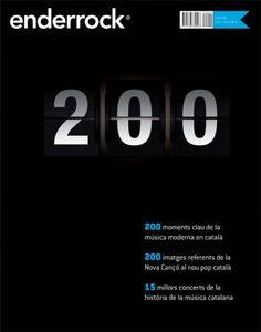 """#DOCUMENTARY #MUSIC #SINGER #MAGAZINE - Enderrock 200 + LLUÍS LLACH AL CAMP DEL BARÇA by Enderrock - Presentació del número especial de la revista Enderrock 200 i del DVD amb el concert de Lluís Llach al Camp Nou. Roda de premsa i posterior presentació als micro-mecenes de Verkami amb visualització del documental """"Mai no ha mancar el teu alé"""". Acte realitzat a l'Auditori de La Pedrera (Bcn 5/6/2012).  CAMPANYA: www.verkami.com/projects/1979  ACONSEGUEIX-LO: www.enderrock.cat/quiosc/revista/2"""