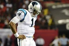 Panthers QB Cam Newton needs to learn how to 'set the pace, not just react to it' (AP) #Carolina #football