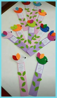Diy Arts And Crafts, Crafts For Teens, Felt Crafts, Paper Crafts, Felt Bookmark, Origami Paper Art, Pinterest Crafts, Butterfly Crafts, Art N Craft