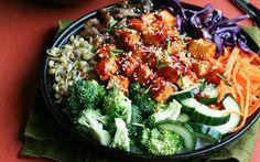 Cast-Iron Skillet Bibimbap [Vegan] | One Green Planet