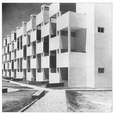 Candilis, Josic & Woods  Casablanca