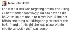 Scream MTV, Zoe Vaughn