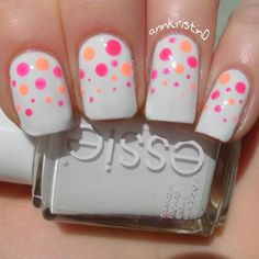 What I'm getting on my nails and toes before vacation!(;
