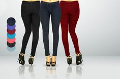 £6 instead of £19.99 (from Top Notch Fashion) for a pair of jeggings in a choice of 7 colours, or £11 for two pairs - save up to 70% - http://www.moredeal.co.uk/shop/general-clothing/6-instead-of-19-99-from-top-notch-fashion-for-a-pair-of-jeggings-in-a-choice-of-7-colours-or-11-for-two-pairs-save-up-to-70/
