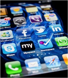 30 Mobile Apps & Web Tools: A good look at the future of Mobile Tech. #tablets #socialmedia #events