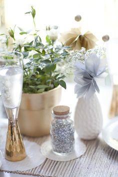 green-gold-silver-wedding