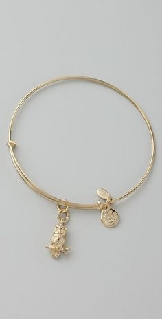 Alex And Ani Owl Expandable Bangle Bracelet Bracelets Bangles