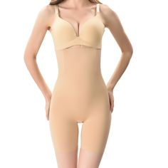 b4b64f098e1 Online Shop Seamless Women High Waist Slimming Tummy Control Knickers Pant  Briefs Shapewear Underwear Body Shaper