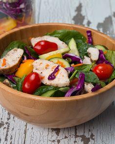 Mason Jar Salad Meal Prep 2 Ways