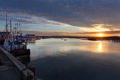Amble Marina, Northumberland