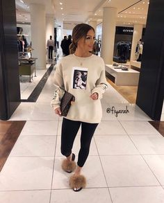 Winter Fashion Trendy Winter Outfits To Help To Level Up Your Winter Style - Wass Sell Outfits Leggins, Cute Comfy Outfits, Chill Outfits, Cute Winter Outfits, Swag Outfits, Mode Outfits, Lazy Day Outfits, Everyday Outfits, Stylish Outfits