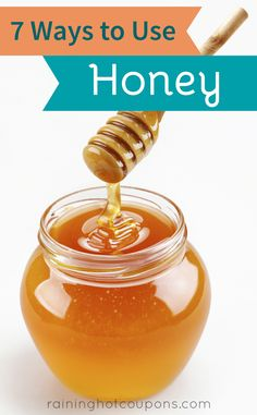7 ways to use honey natural oils, natural health, diy beauty, beauty tips. Beauty Tips For Hair, Beauty Hacks Video, Diy Beauty, Beauty Guide, Beauty Tricks, Natural Oils, Natural Health, Home Remedies, Natural Remedies