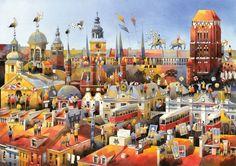 Citynauts 03 by Tytus Brzozowski, fine art print