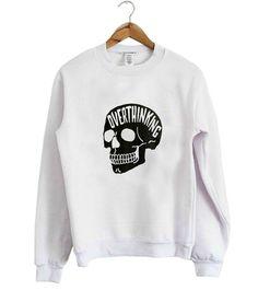 overthinking sweatshirt