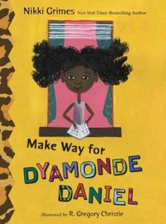 Spunky third-grader Dyamonde Daniel misses her old neighborhood, but when she befriends a boy named Free, another new student at school, she finally starts to feel at home.