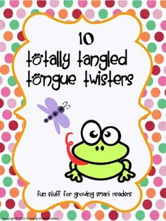 1000+ images about L- Alliteration on Pinterest | Alliteration, Tongue ...