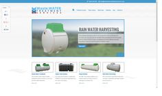 Website built in around 1 week using WordPress. It still needs a few tweaks to be perfect and waiting on go-ahead from customer. http://www.wastewatertreatmentservices.co.uk