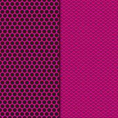 Download Digital Paper Pack Retro & Vintage Black on Bright Pink Online | Gidget Designs