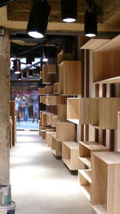 Lhoas-Lhoas architects, shop