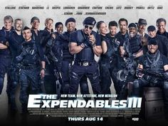 COMPETITION! WIN 1 of 5 'The Expendables 3' Goodie Bags!