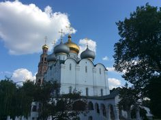 Cathedral of Our Lady of Smolensk, Novodevichy Convent, Moscow