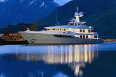 Bel Abri is a 52.3m motor yacht delivered in 2010 by Amels. It is part of the 171 limited edition series and is the only one available for sale.