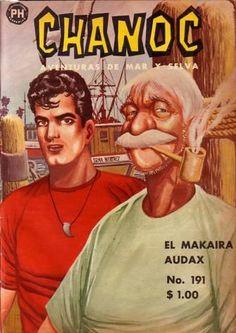 Chanoc #191 - Comic Book Cover